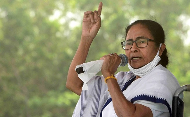 'Wrap Up 4 Rounds Of Voting In A Day': Mamata Banerjee To Election Body
