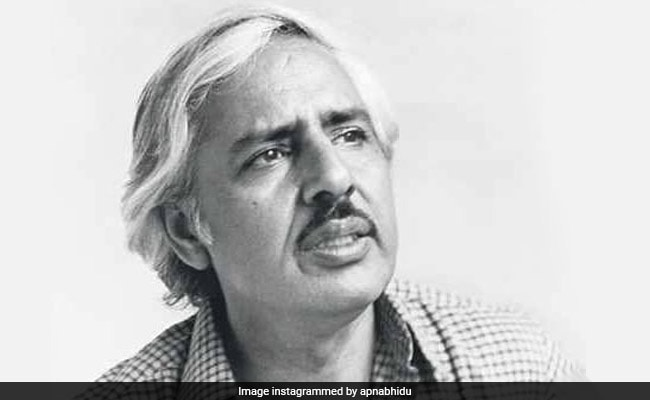 Veteran Writer-Director Sagar Sarhadi Dies. Jackie Shroff Pays A Tribute