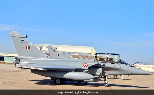 'Baseless, Misleading': Indian Firm Defsys On Rafale Deal Allegations