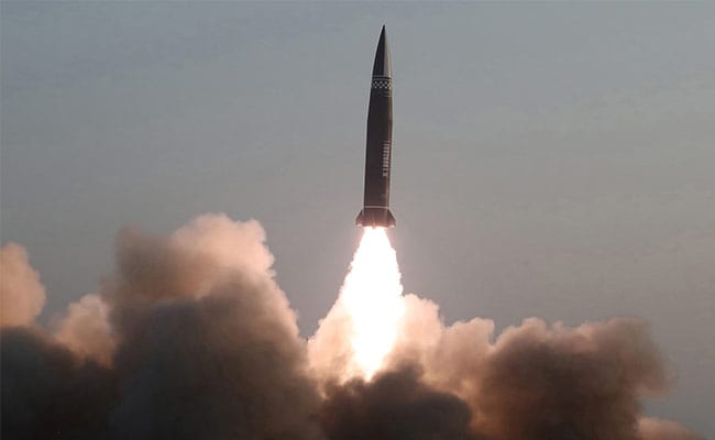 North Korea Accuses UN Of 'Double Standard' Over Recent Missile Tests