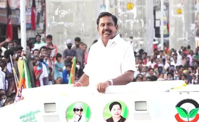 Tamil Nadu's EPS Chokes Up Over DMK Leaders Taunt: 'People Will Punish'