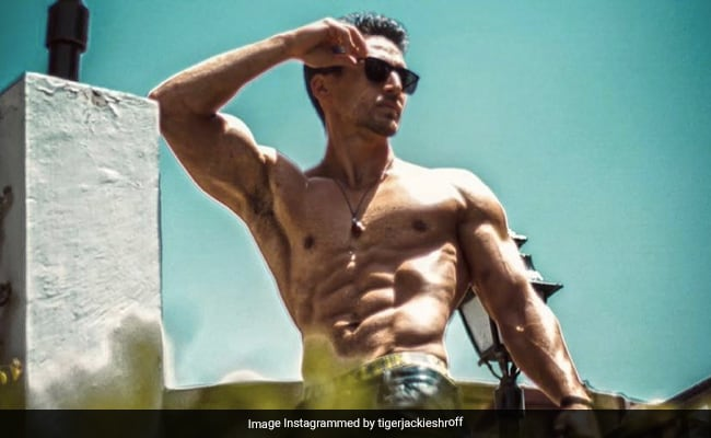 'Any Excuse To Take It Off': Guess Who Dropped This Comment On Tiger Shroff's Shirtless Pic?