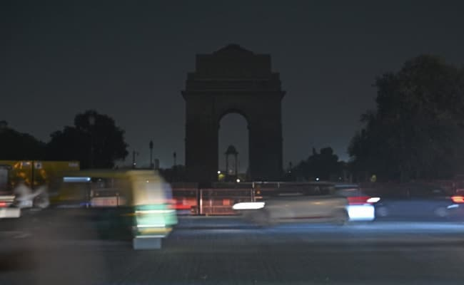 Lights Out As Cities Across The World Mark Earth Hour