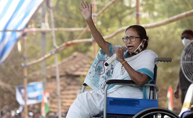 Amit Shah Responsible, Says Mamata Banerjee On Bengal Poll Violence