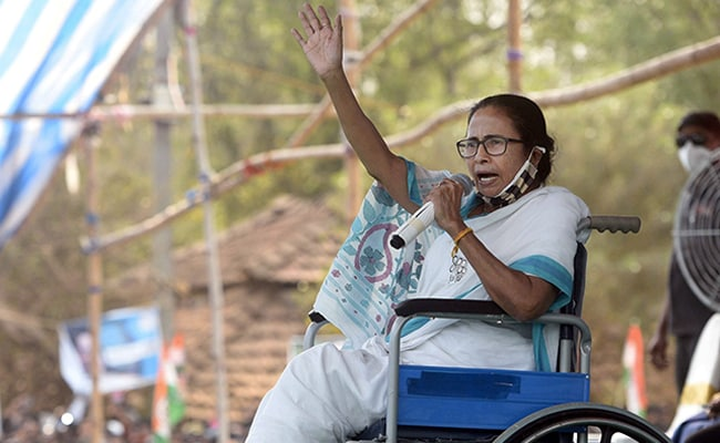 Mamata Banerjee To Visit Site Of West Bengal Clashes Tomorrow