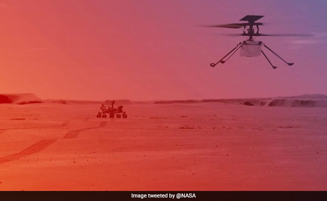 Ingenuity Mars Helicopter: NASA To Attempt First Off-World Flight In April