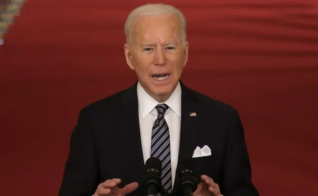 'These Attacks Must Stop': Biden On Violence Against Asian-Americans