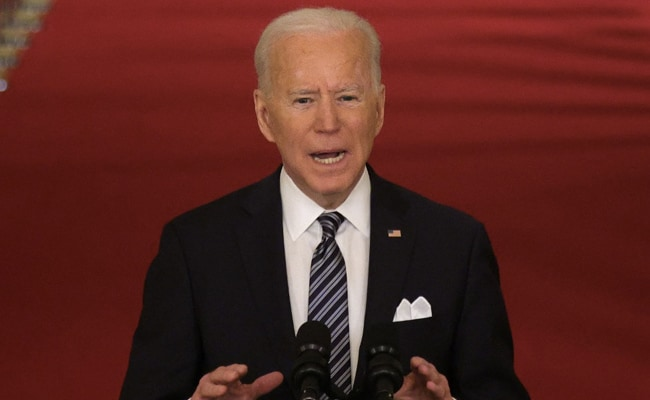 Biden Says He Agrees That Vladimir Putin Is A 'Killer': Report
