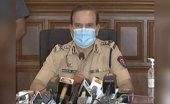 'Minister Wanted Rs 100 Crore A Month': What Sacked Mumbai Top Cop's Letter Says