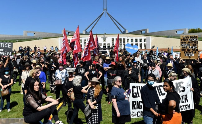 'Absolutely Shameful' Parliament Sex Acts Shake Australia's Government
