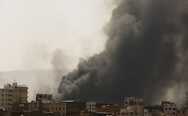 At Least 134 Yemen Rebels Dead In Air Strikes South Of Marib: Saudi-Led Coalition