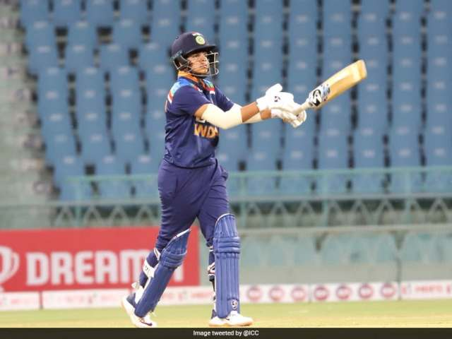 Shafali Verma Consolidates Top Spot In Womens T20I Rankings