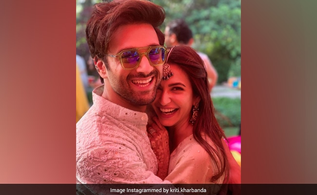 Kriti Kharbanda Is Just Reminding You All That Pulkit Samrat Is Taken
