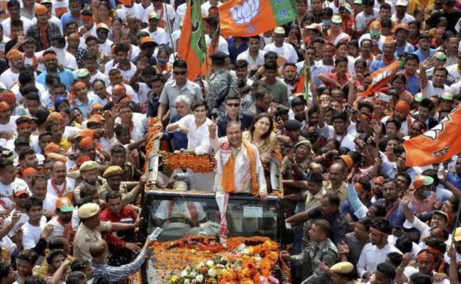 हिमंत बिस्वा सरमा असम के नए मुख्यमंत्री होंगे