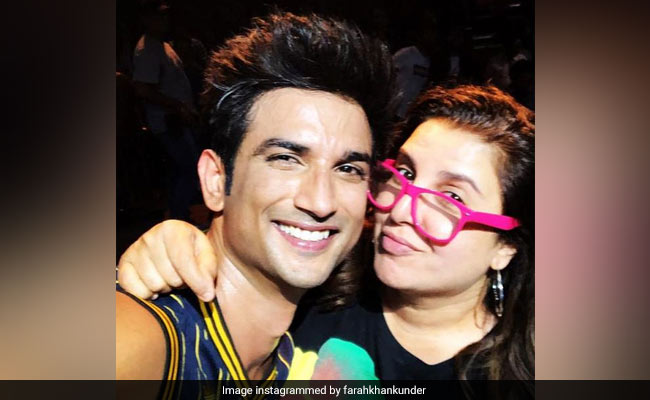 Filmfare Awards 2021: Farah Khan's Best Choreography Win Is 'Special.' Because, Sushant Singh Rajput