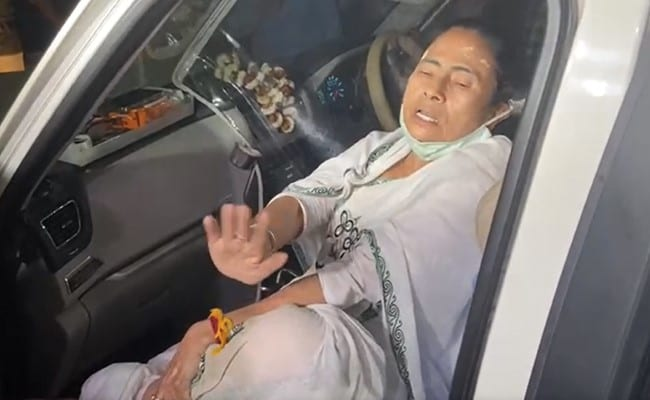 Bengal Crime Investigation Department To Probe 'Attack' On Chief Minister In Nandigram