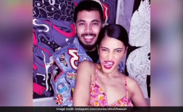 Here's How Shruti Haasan Wished Boyfriend Santanu Hazarika On His Birthday