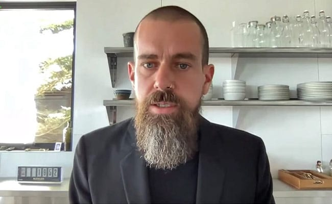 Twitter's Jack Dorsey Called Out For Trolling Congress During Hearing