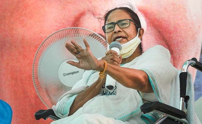 Mamata Banerjee Alleges 'Attack' In Nandigram Again, Says Has Proof