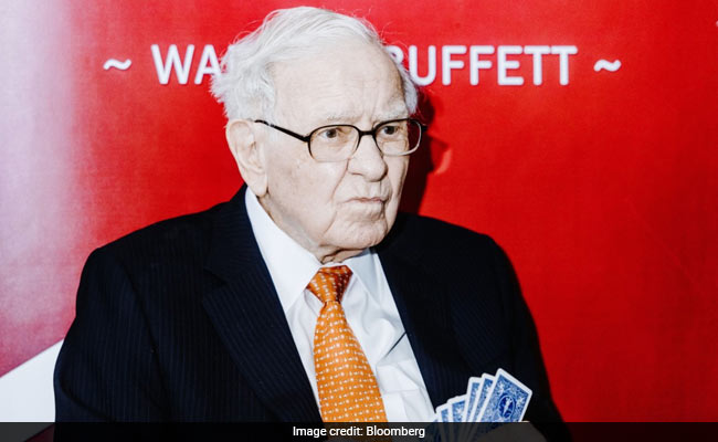 Warren Buffett Just Wanted To Say Sorry