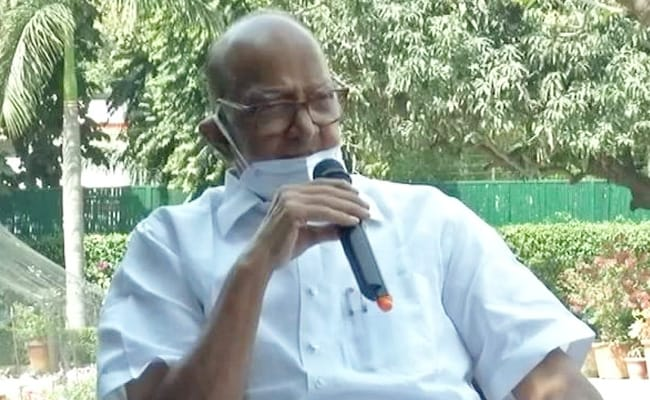 Ex-Top Cop Can Probe Corruption Claims: Sharad Pawar On Anil Deshmukh