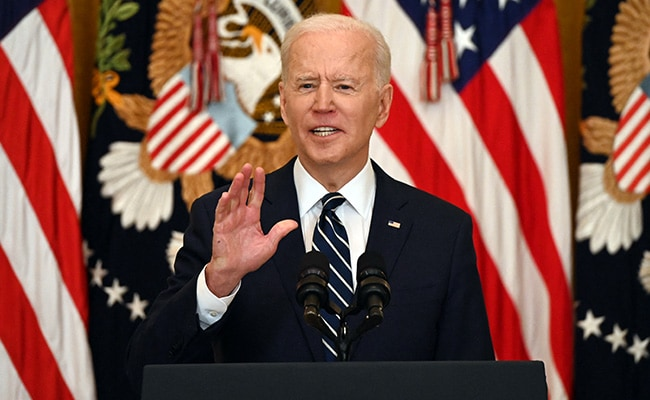 'India Was There For Us': Joe Biden After Phone Call With PM Modi