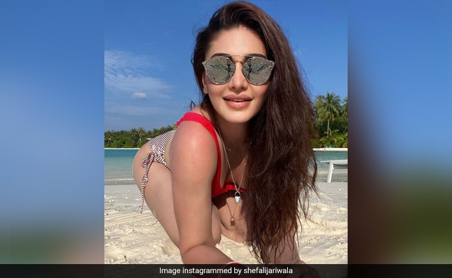 Shefali Jariwala Lights Up The Internet With These Throwback Pics From Maldives