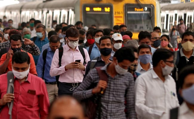 Mumbai Reports Over 11,000 Coronavirus Cases In A Day For The First Time