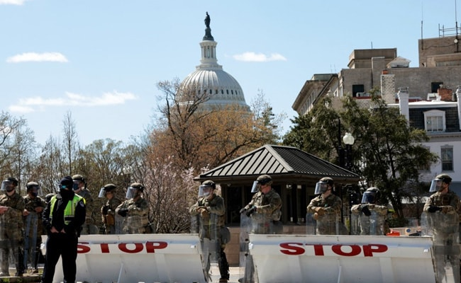 2nd Deadly Attack At US Capitol This Year Sparks Debate Over Security