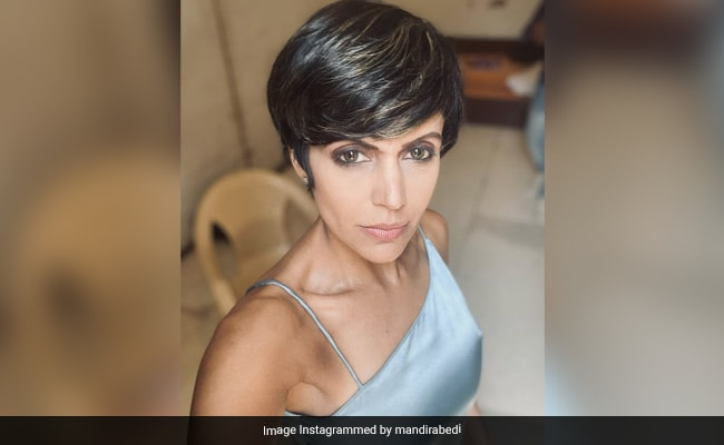 'Not Okay To Attack My Family, My Claws Will Come Out': Mandira Bedi On Trolls