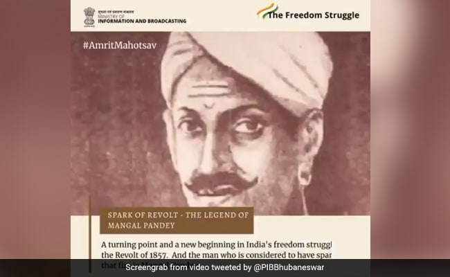 Mangal Pandey And Sepoy Mutiny Of 1857: 10 Things To Know