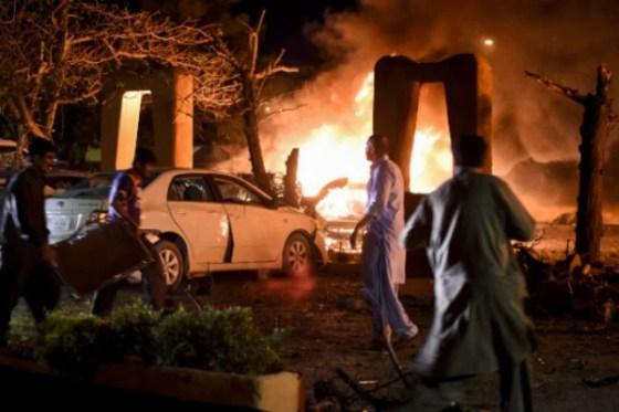 Fatal Blast At Pakistan Hotel Host Chinese Ambassador, 4 Kills: Official