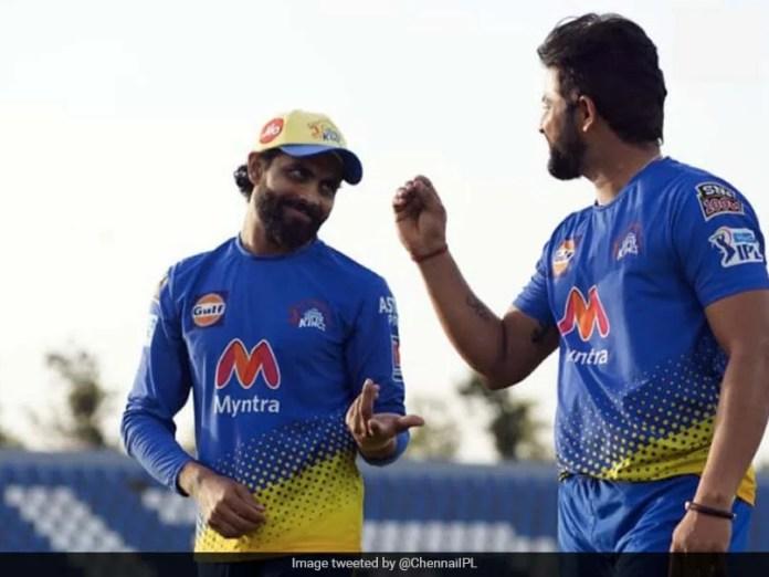 IPL 2021: CSKs Ravindra Jadeja, Suresh Raina Combine