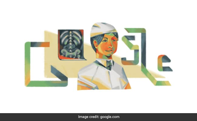 Google Doodle Honours Vera Gendroitch, Russia's First Female Military Surgeon