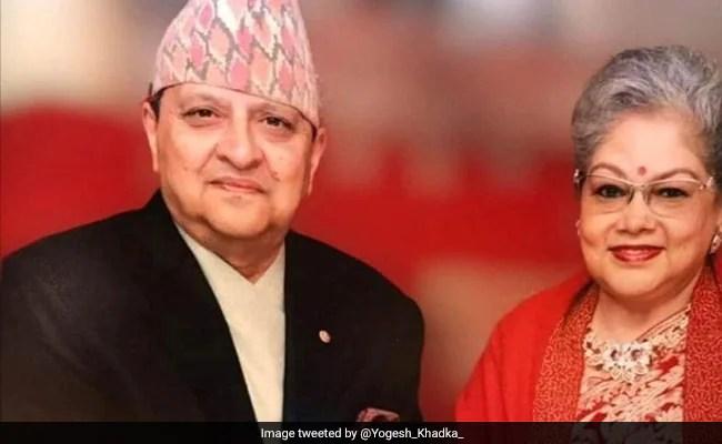 Nepal's Former King, Queen Test Covid Positive On Return From Mahakumbh: Report