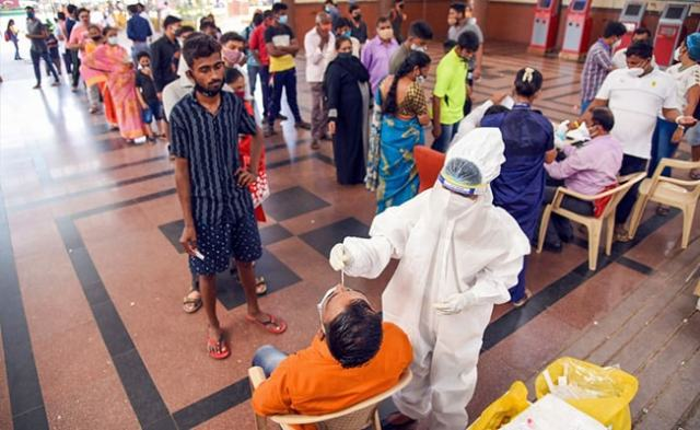 Mumbai Records Over 9,300 New Covid Cases, Infections Doubling In 34 Days