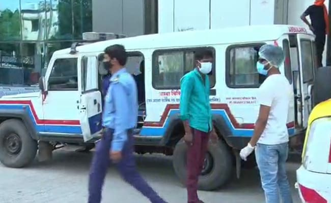 Scenes Of Despair As Covid Patients' Families Scramble For Beds In Indore