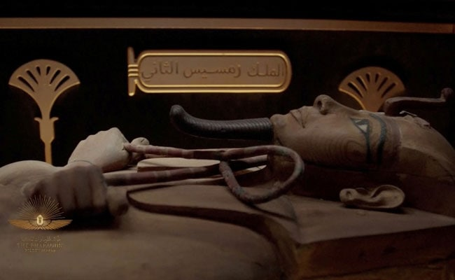 'Golden Parade' Carries Mummies To New Home In Egyptian Capital