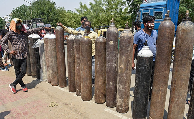 Ensure Delhi Gets Oxygen Supply By Monday Midnight: Top Court To Centre