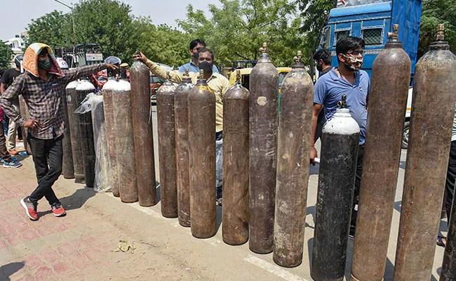 सुनिश्चित करें कि दिल्ली में सोमवार आधी रात तक ऑक्सीजन की आपूर्ति हो जाए: केंद्र को शीर्ष अदालत