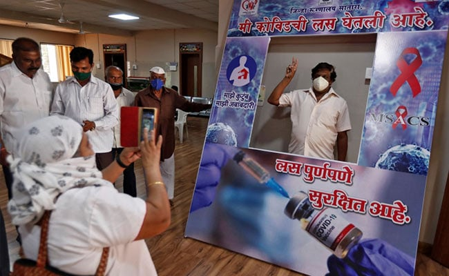As Maharashtra Flags Vaccine Shortage, Pune, Satara, Panvel Centres Shut