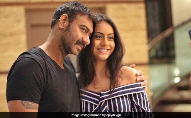 Ajay Devgn's Birthday Post For Daughter Nysa Is All About 'Small Joys' Of Life