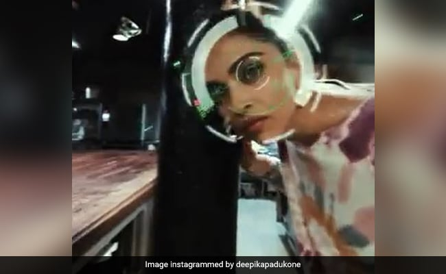 Deepika Padukone's Video Gets An 'Out Of This World' Twist. Cool, No?