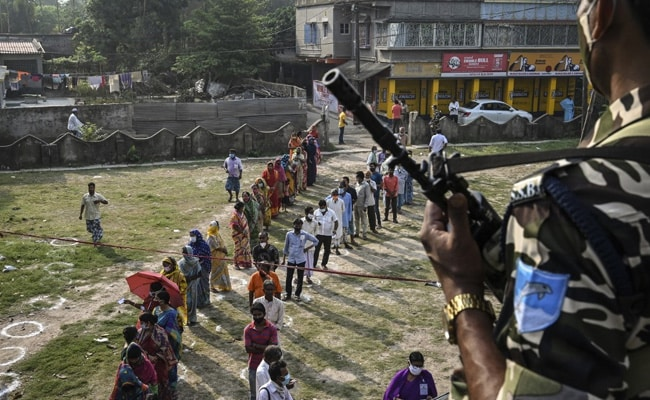 Sporadic Violence In Bengal, BJP Predicts Victory In Assam: 10 Points