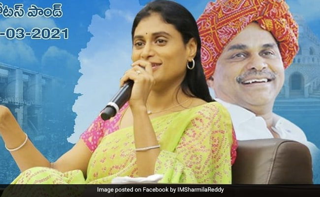 Jagan Mohan Reddy's Sister YS Sharmila To Launch Her Party In Telangana On July 8