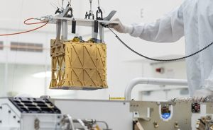 NASA's Persververance Rover Makes Oxygen On Mars for the first time