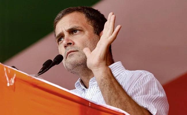 विदेशों से मिल रही मदद को लेकर केंद्र पर राहुल गांधी का वार, कहा- अगर सरकार ने अपना काम किया होता तो..