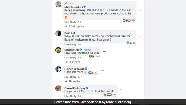 Mark Zuckerberg Skips Meals While Working, His Dad's Response Make You Relate | Latest News Live | Find the all top headlines, breaking news for free online April 24, 2021