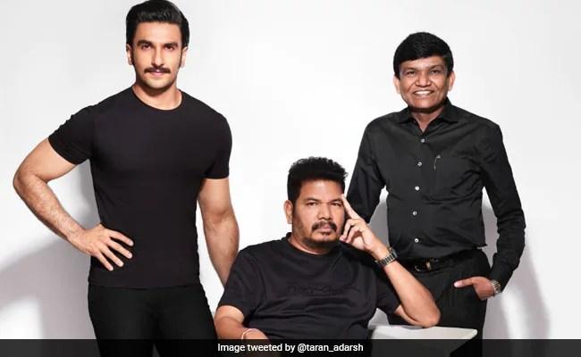 Ranveer Singh Collaborates With Shankar For The Hindi Remake Of Vikram's Tamil Hit Anniyan