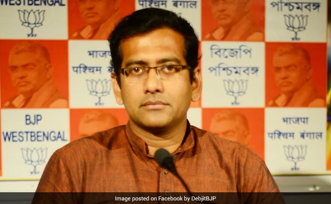 Complaint Against Trinamool Over Alleged Attack On Bengal BJP Candidate